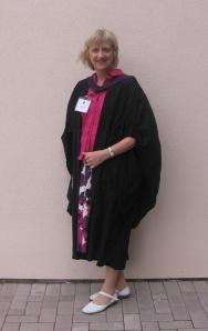 Celia Rosemary Warren BA