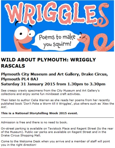 Wild about Plymouth